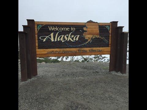 Natan's 2016 Alaska Cruise to Glacier Bay, the Yukon and More