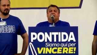 #Pontida2015 - Intervento di Fabio #Raineri