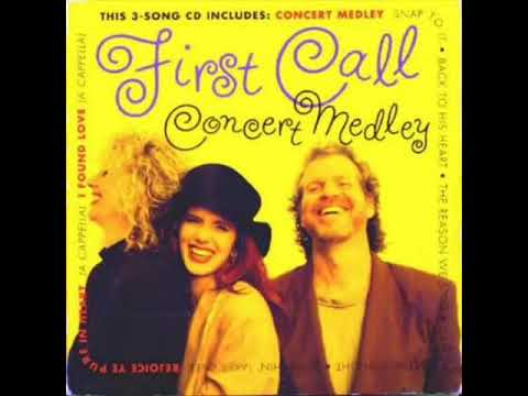 I Found Love - First Call