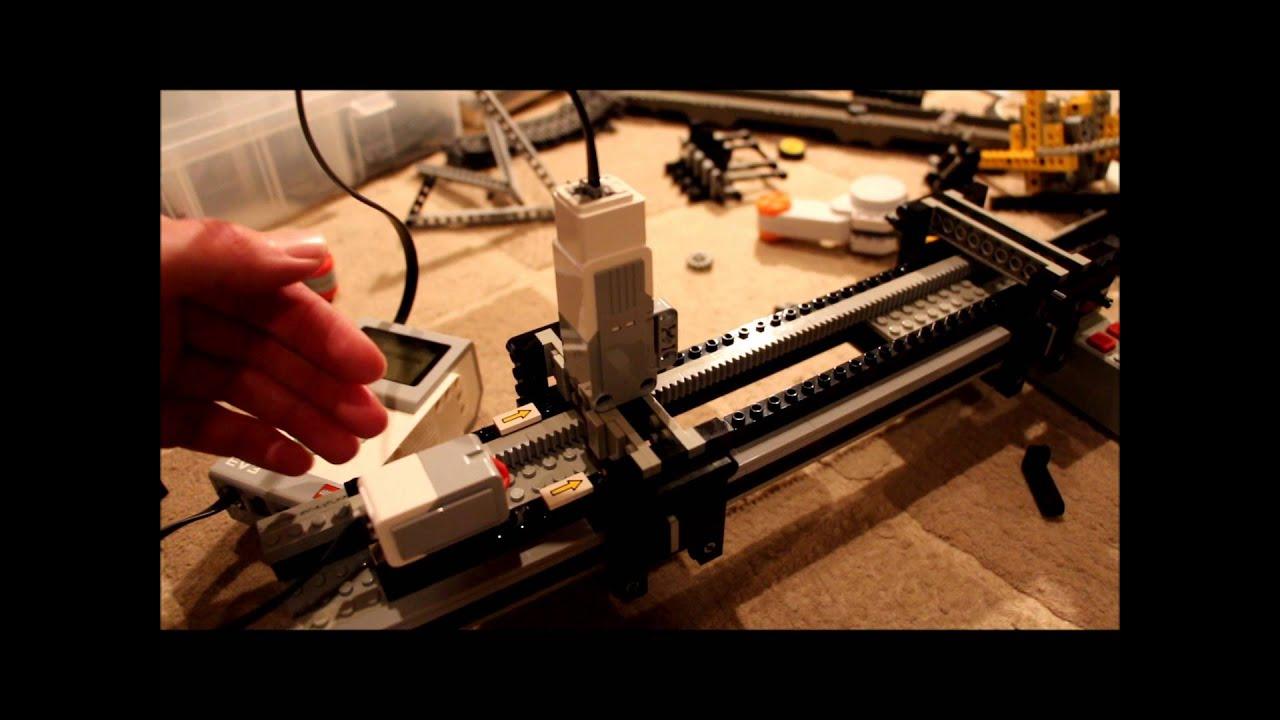 Homing Methods for LEGO Robotics
