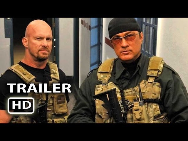 Maximum Conviction Trailer (Steven Seagal - Steve Austin )