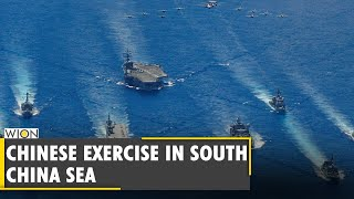 China's Shandong aircraft carrier conducts military exercise in South China Sea | US | Navy Ships