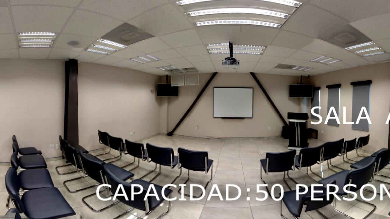 sala audiovisual youtube
