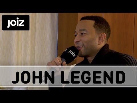 "John Legend: ""I'm a nerd"" (1/2)"