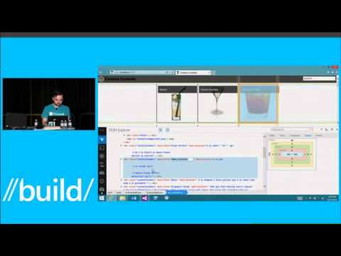 Build 2013 Inspecting & Debugging Using the New F12 Developer Tools in IE