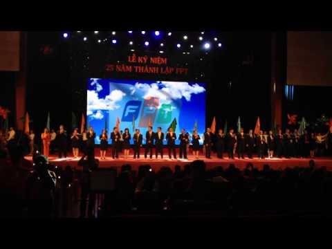 Lễ kỷ niệm 25 năm thành lập FPT - Dòng sông lời thề