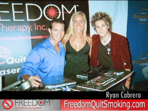 Freedom Laser Therapy Educates Celebrities On How To Quit Smoking