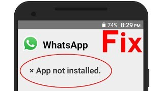 Gambar cover How to fix App not installed without root | App not installed apk fix | Android fix issue or error