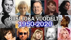 Suomi-musiikin Evoluutio (1950-2020)