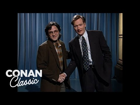 Marc Maron Stand-Up - 'Late Night with Conan O'Brien' 01/25/1994
