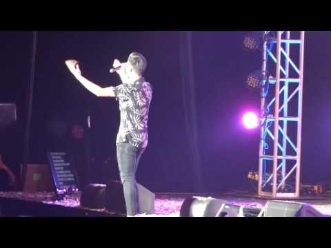 Daniel Padilla sings With A Smile (One Kapamilya GO 2015)