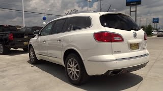 2014 Buick Enclave San Antonio, Houston, Austin, Dallas, Universal City, TX CT71636B
