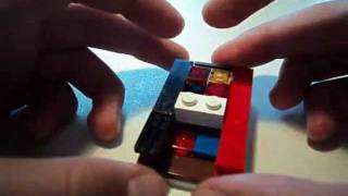 Small Japanese Lego Puzzle Box Tutorial