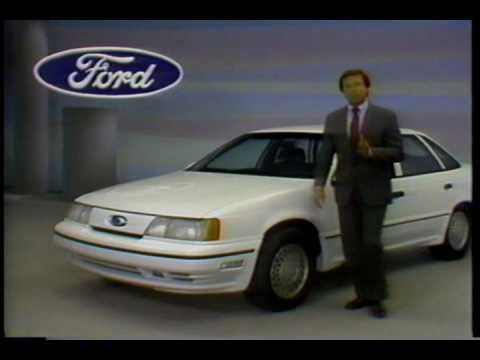 Ford Taurus Sho Dealer Training Video