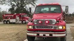 Structure Fire Clarke County Road 286 Desoto Community 2018