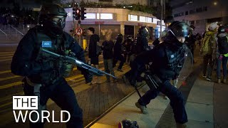 'There is no Justice' - Police brutality called out in Hong Kong | The World