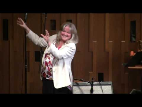 "Rev. Karen Lindvig ""Hero's Journey""—Seattle Unity—08-14-2016"