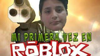 Playing roblox-matias567