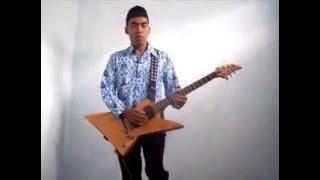 Terimakasih Guruku - guitar cover