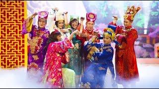 Gặp Nhau Cuối Năm - Táo Quân 2018 - Trung RUồi, Minh Tít, Quang Thắng, Xuân Bắc