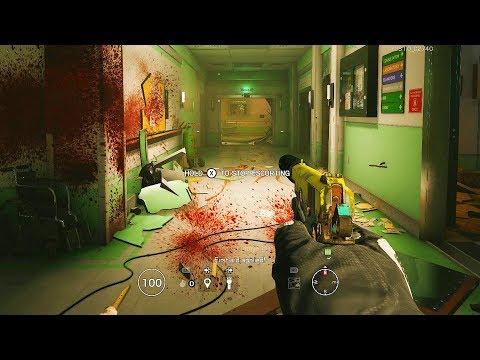 Rainbow Six Siege: Outbreak - Mission #2: CREEPY HOSPITAL