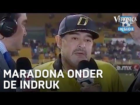 Bavaria Zocial van de week #14: 'Maradona is onder de indruk van inzending' | VERONICA INSIDE