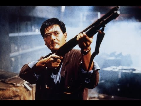 John Woo Master of Action HD Montage - Hardboiled, A Better Tomorrow