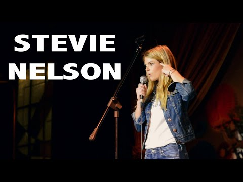 Stevie Nelson Gets Her First Job