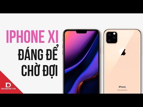 Những lý do nên cân nhắc để mua iPhone XI (iPhone 2019)