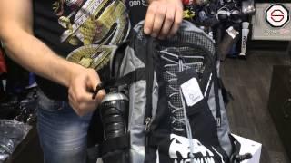 видео Рюкзак Venum (Венум) Challenger Xtreme Back Pack - Black/Black -  купить в интернет-магазине OLYMPION