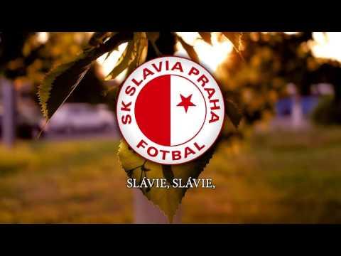 """Hymna SK Slavia Praha - """"Naše věčná Slávie"""""""