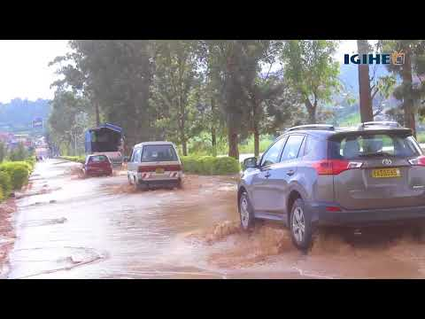 Kuzura kwa Nyabarongo byatumye benshi bahagarika ingendo