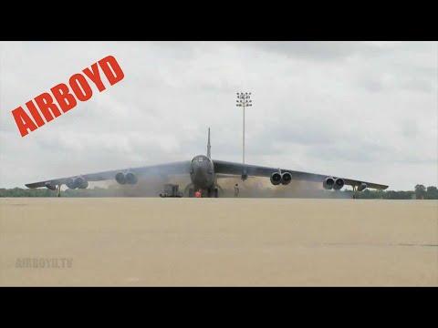 Boeing B-52 Bomber Cart Start