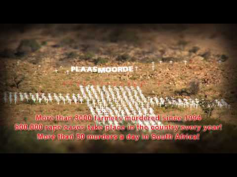 South Africa | Plaasmoorde / Farm Murders - Live Radio Recording from the UK.