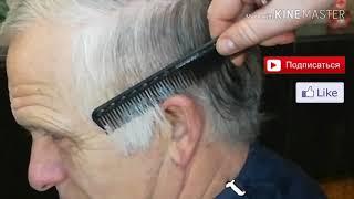 Как подстричь мужскую стрижку самим дома. Легко!