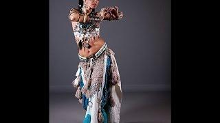 Восточные танцы. Танец живота. Урок -7