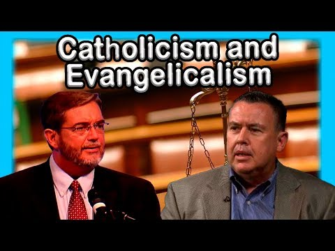 Debate: Catholic vs Protestant - Catholicism and Evangelicalism - Scott Hahn vs Kenneth Samples