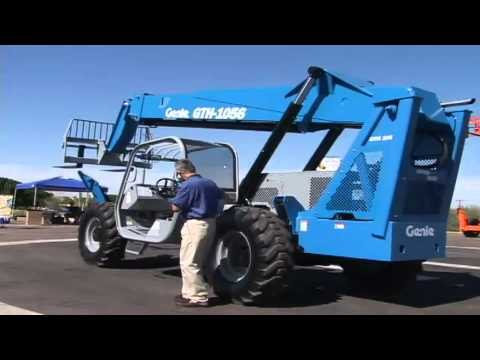 Product Review: Genie GH-1056 Telehandler