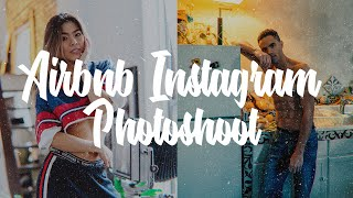 Gambar cover Airbnb Instagram Photoshoot | DJI Osmo Pocket Vlog