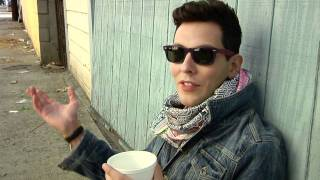 Cobra Starship: Middle Finger (Beyond The Video)