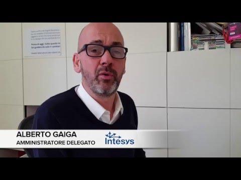 eCommerce Forum 2016 e Digital Transformation: Alberto Gaiga spiega la visione di Intesys