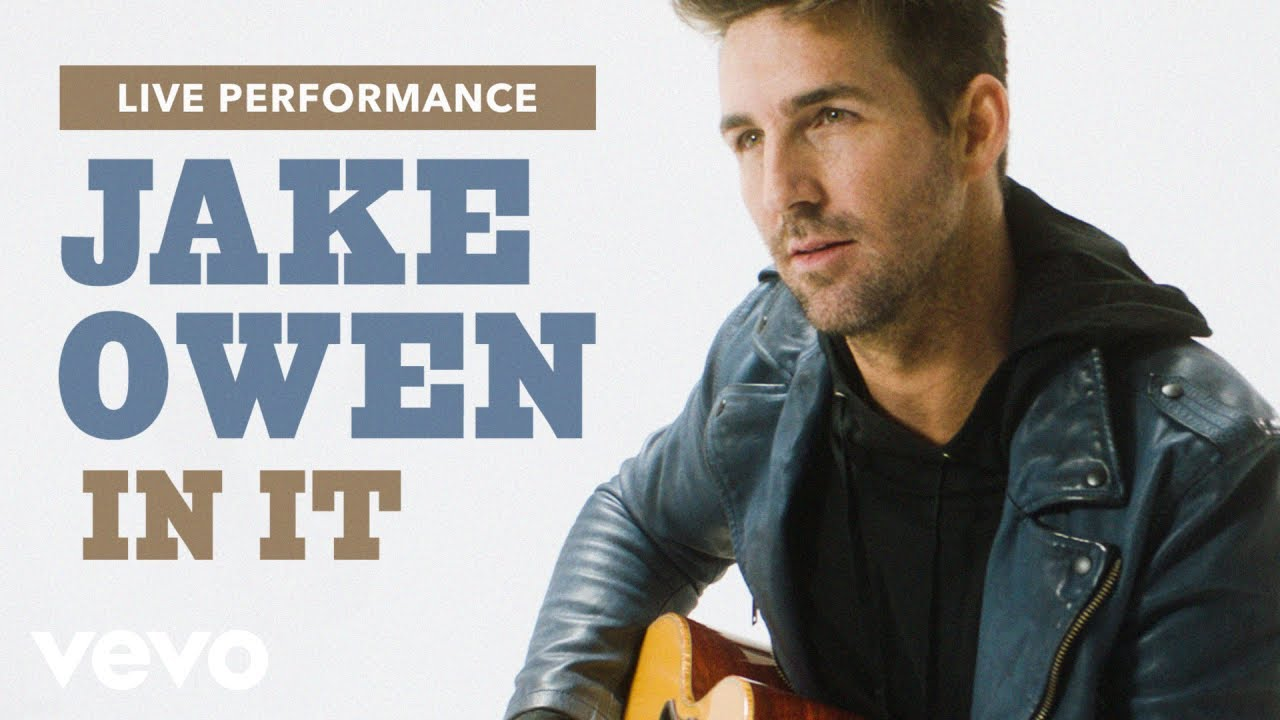 Jake Owen - In It (Live Performance)