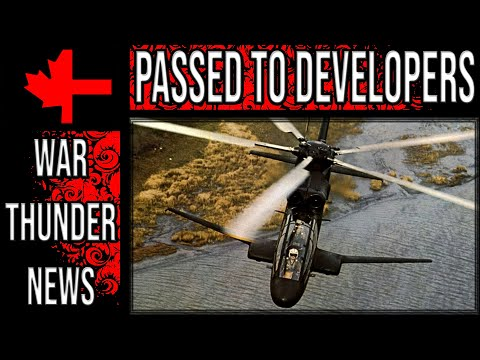 Helicopters - Passed To Developers - January 2020 - War Thunder