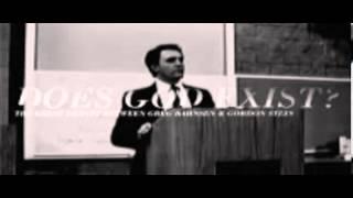 Video Dr. Gordon Stein (Athiest) vs Dr Greg Bahnsen (Jesus follower) download MP3, 3GP, MP4, WEBM, AVI, FLV September 2018