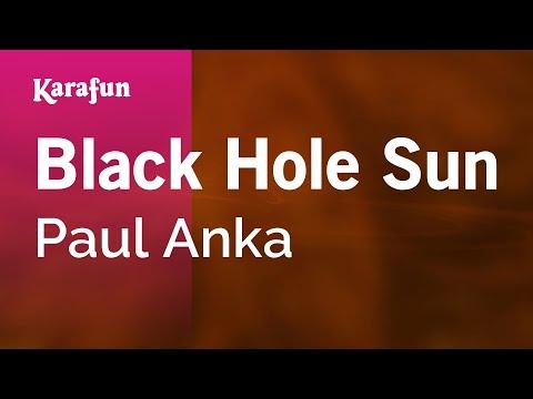 Karaoke Black Hole Sun - Paul Anka *