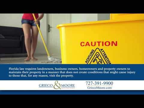 Grieco & Moore, Slip and Fall Attorney Largo FL Pinellas County FL Injury Lawyers