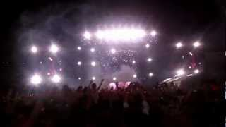 Swedish House Mafia Sydney 2013 Finale (Save The World/Reload) HD