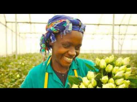 FLORICULTURE: CARING FOR PEOPLE & NATURE
