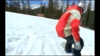 Самоучитель катания на сноуборде видео