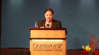 Nancey Murphy at Nobel Conference 47